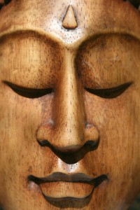 Buddha face2