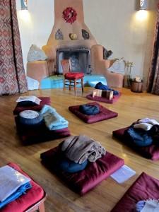 San G meditation hall 1