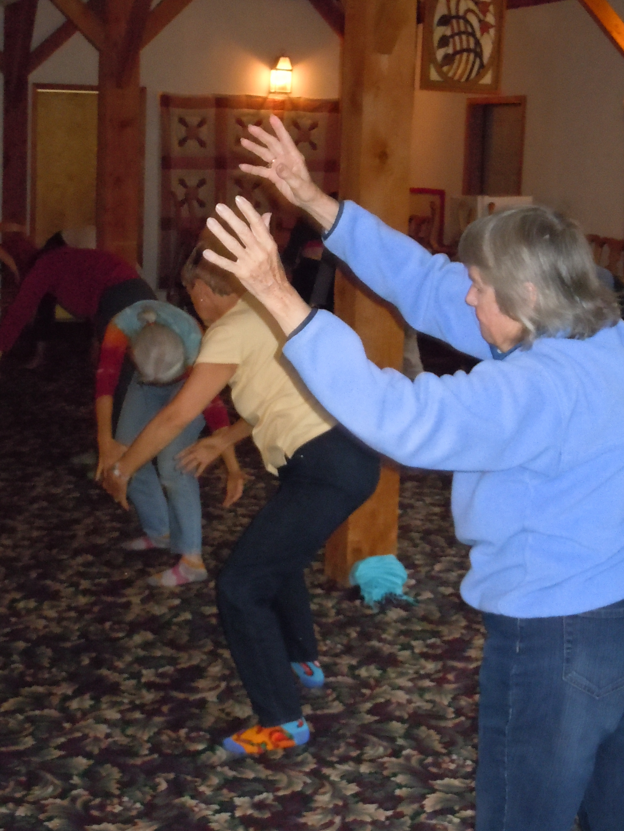 Intimacy with Body…Movement as Meditation