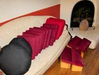 Meditation pillows by kiva fireplace.jpg