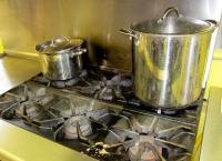 San G kitchen stove & pots.jpg