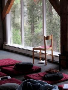 Meditation hall 3