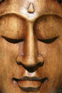 Buddha face2