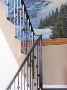 Columbine stairwell