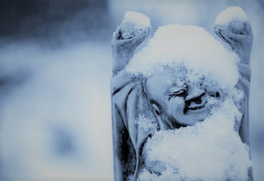 By Poet Billy Collins: Shoveling Snow with Buddha