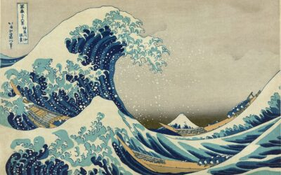 """""""Hokusai Says"""" by Roger S. Keyes"""