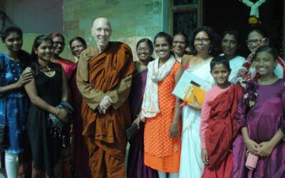"Bhikkhu Bodhi reflects on ""What Kind of World Do We Want?"""